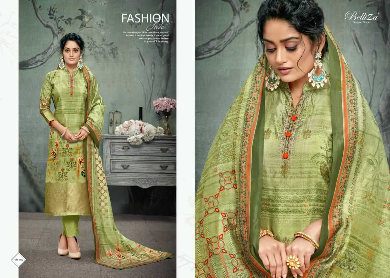 Paridhan Belliza collection 9