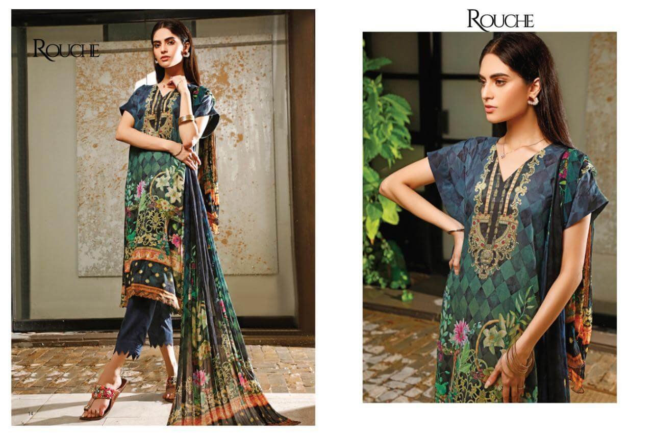 Rouch Fantastic Malhar collection 4