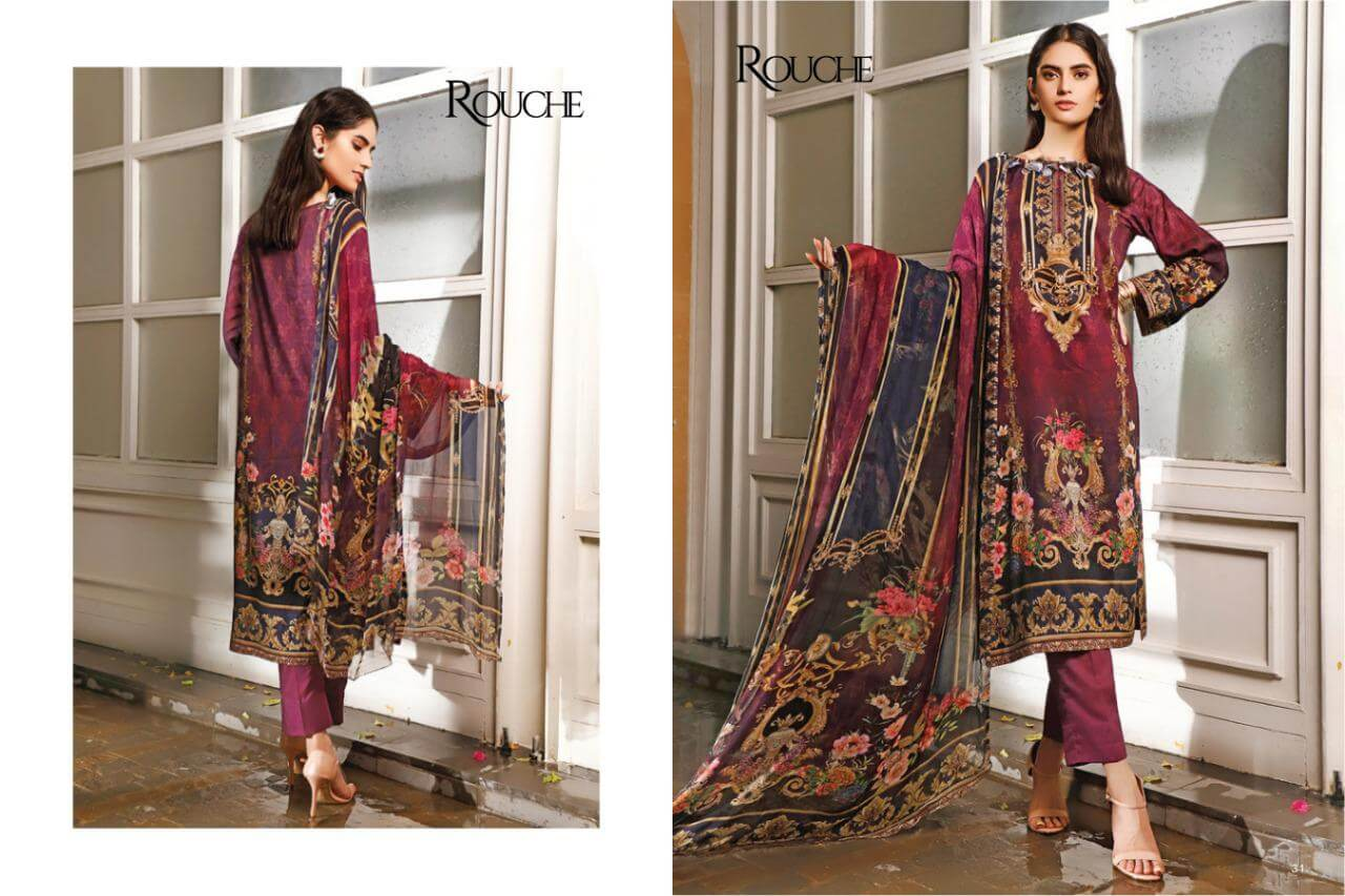Rouch Fantastic Malhar collection 7