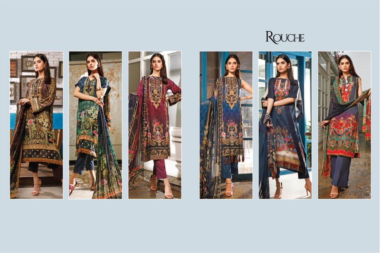 Rouch Fantastic Malhar collection 6