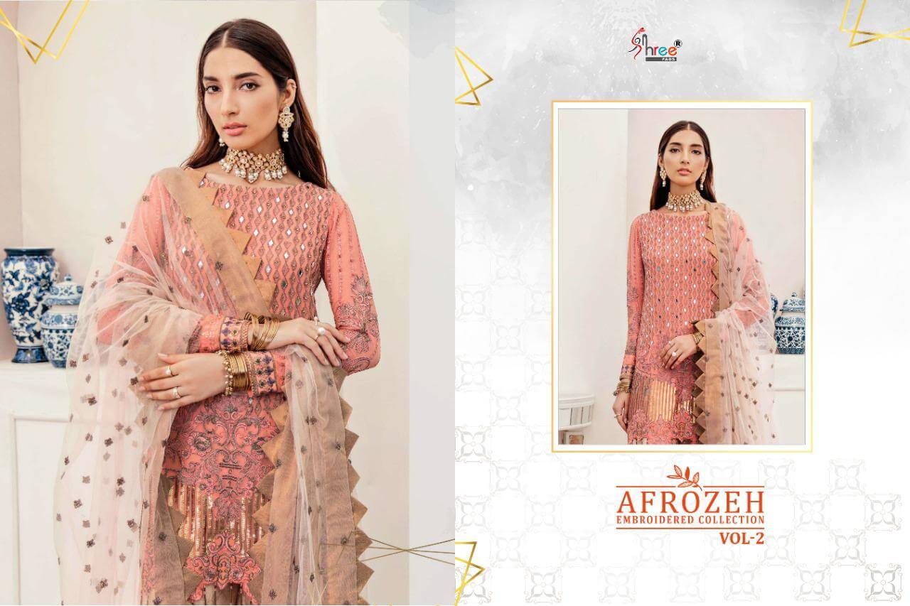 Shree Afrozeh Vol 2 collection 7
