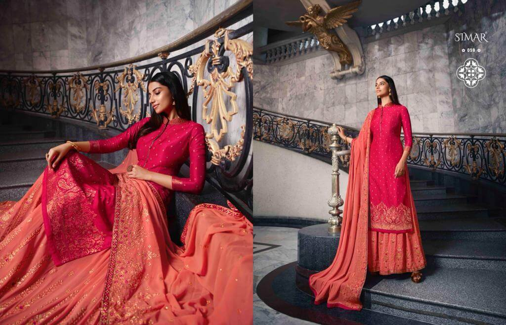 Glossy Aasma Festive collection 4