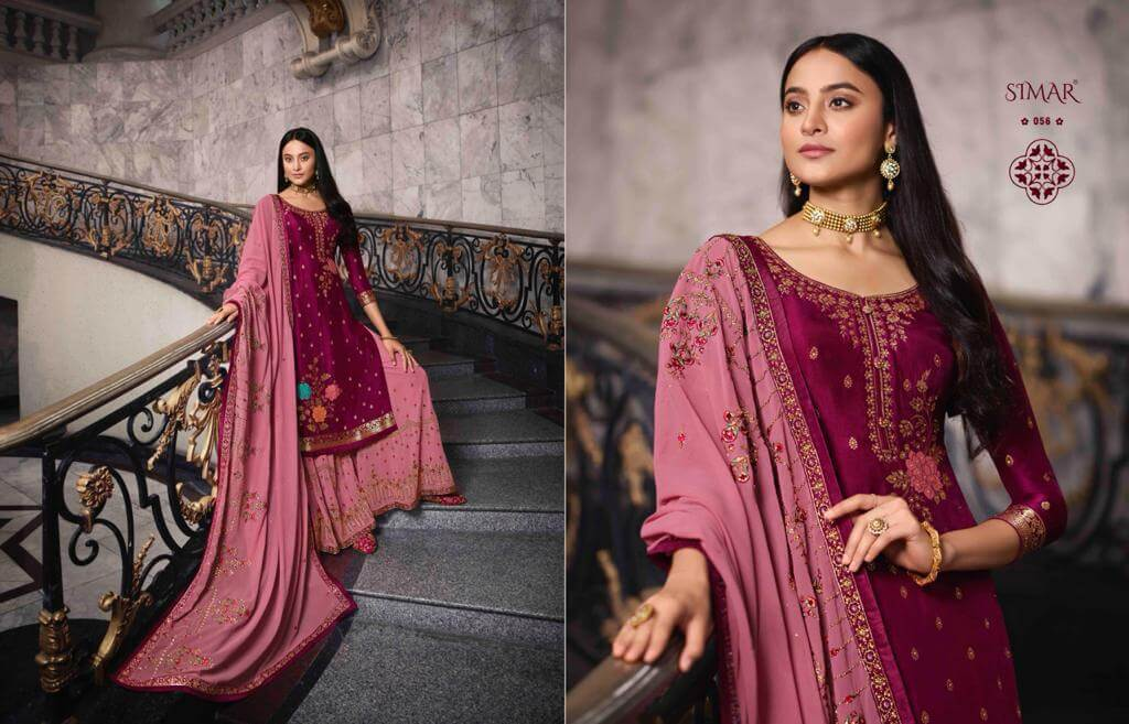 Glossy Aasma Festive collection 5