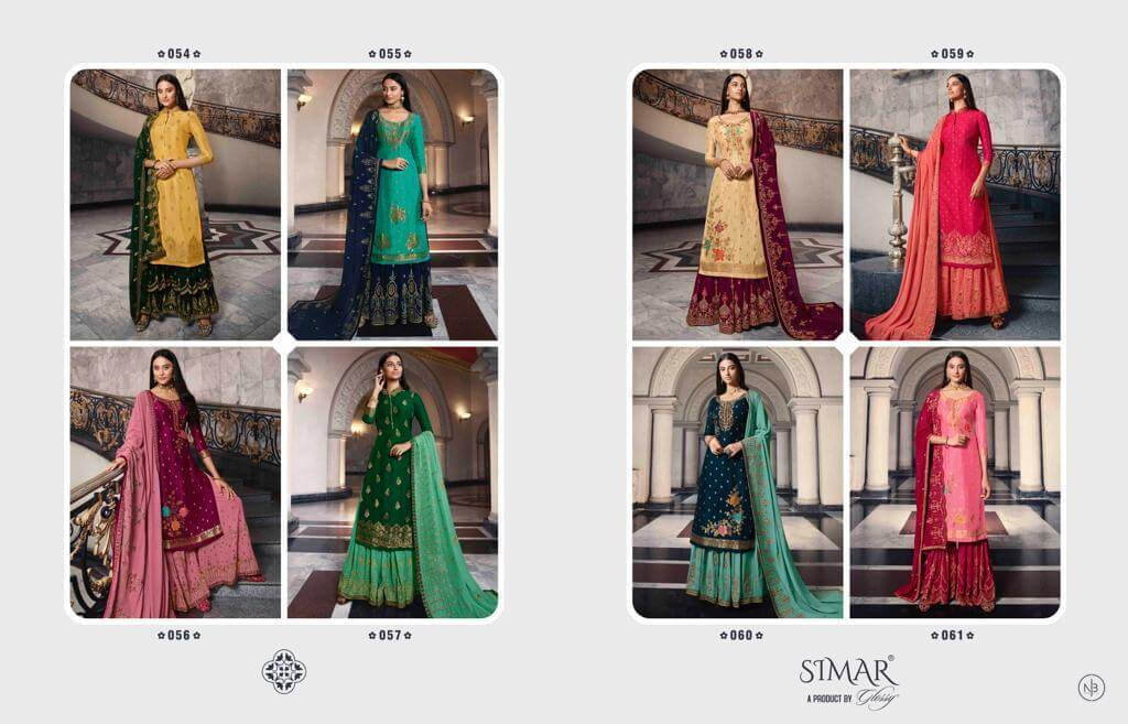 Glossy Aasma Festive collection 8