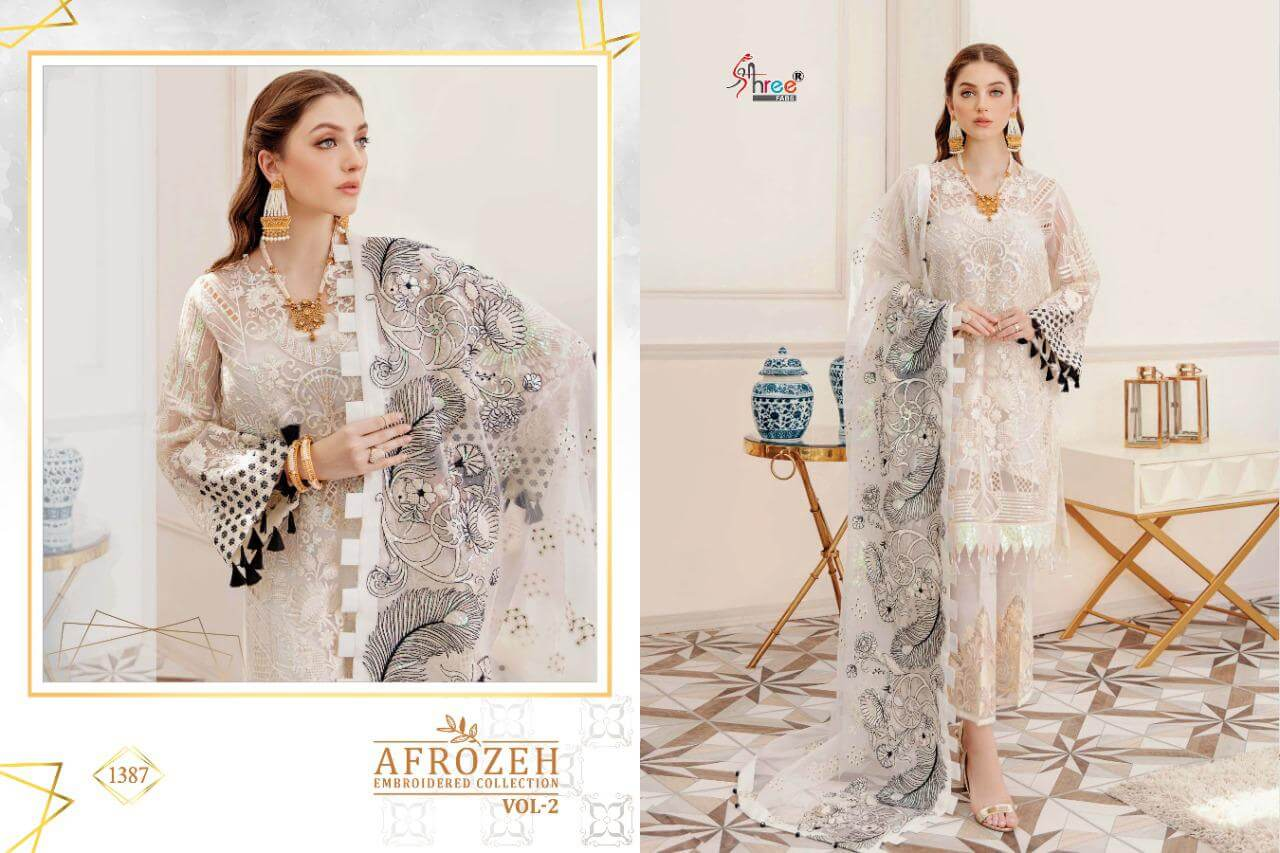 Shree Afrozeh Vol 2 collection 3