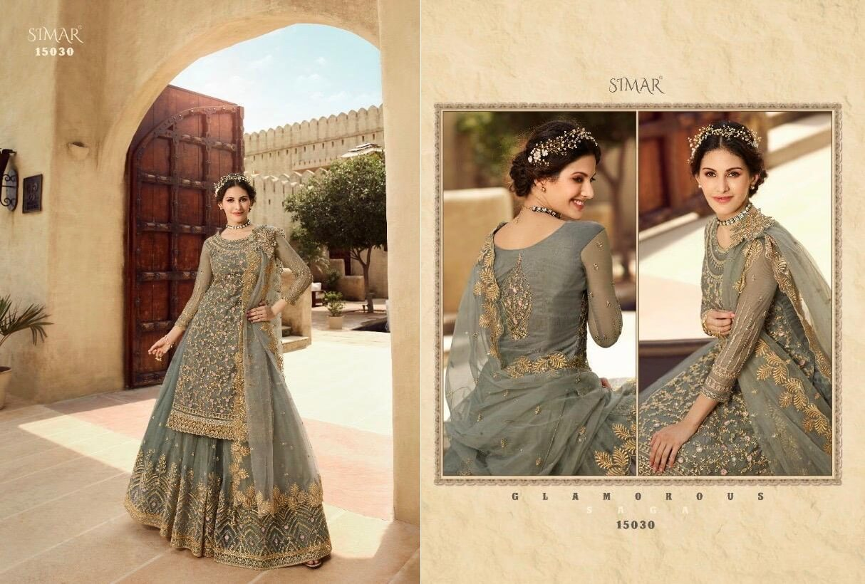 Glossy Amyra Shaivi collection 2