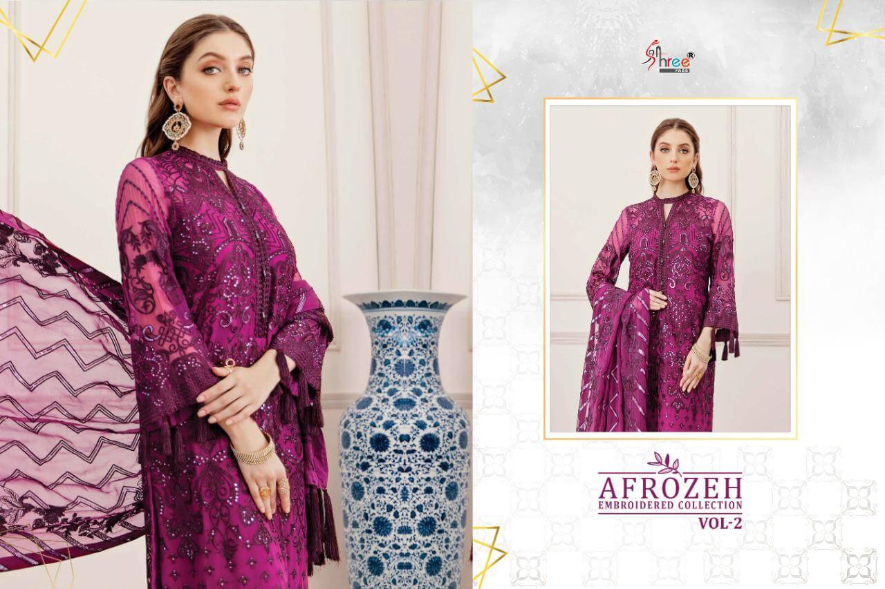 Shree Afrozeh Vol 2 collection 5