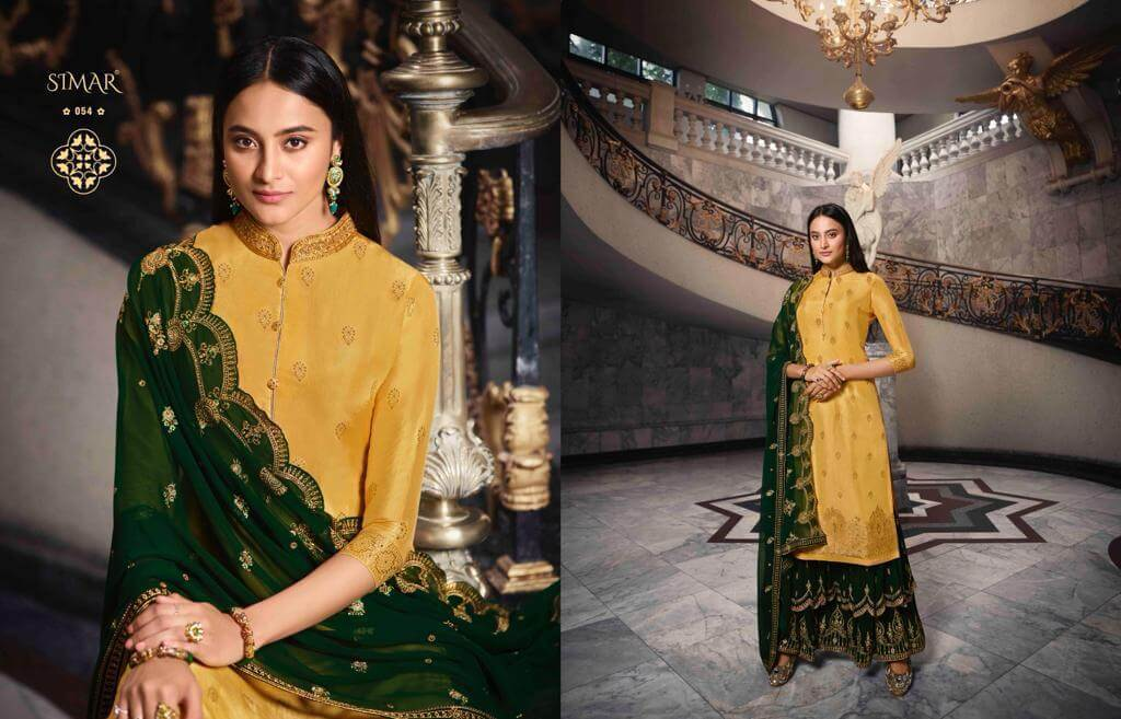 Glossy Aasma Festive collection 1