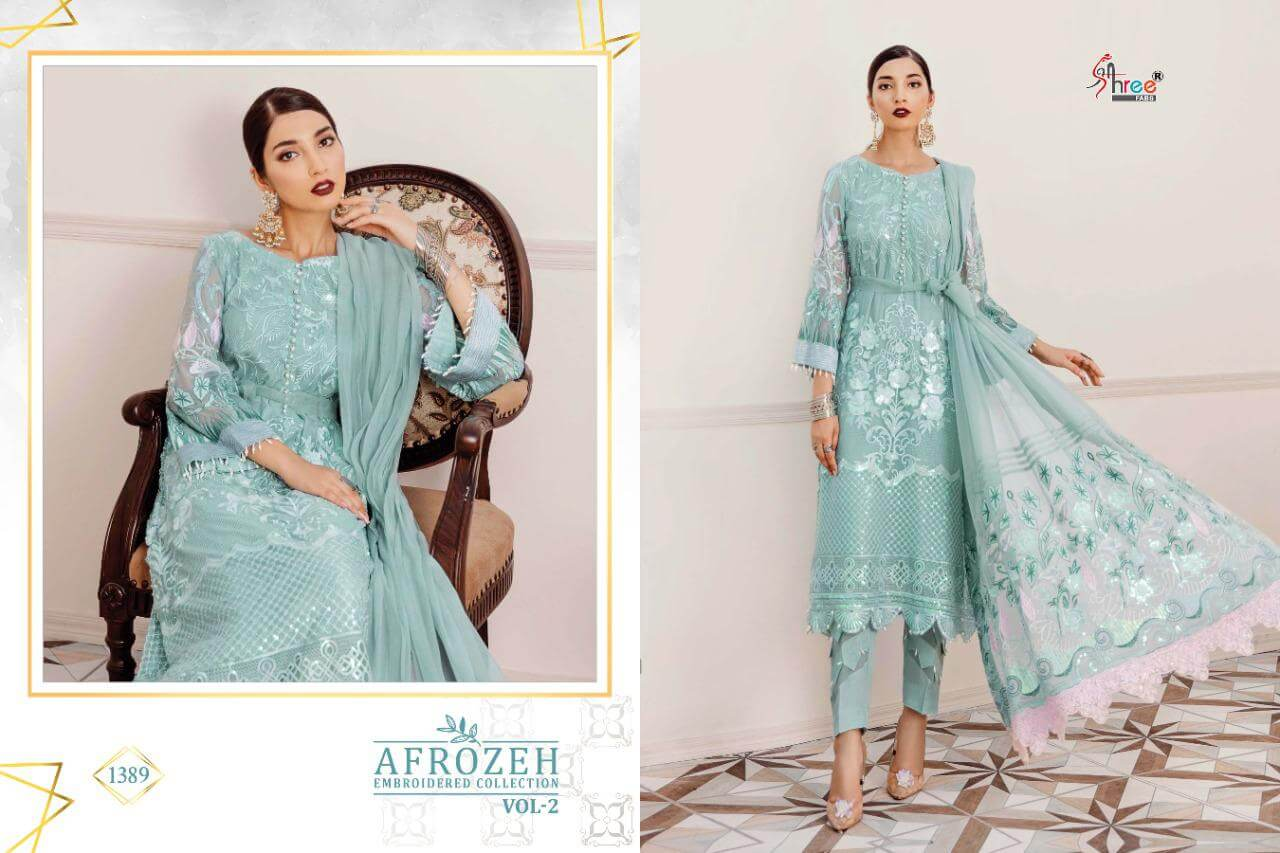 Shree Afrozeh Vol 2 collection 2