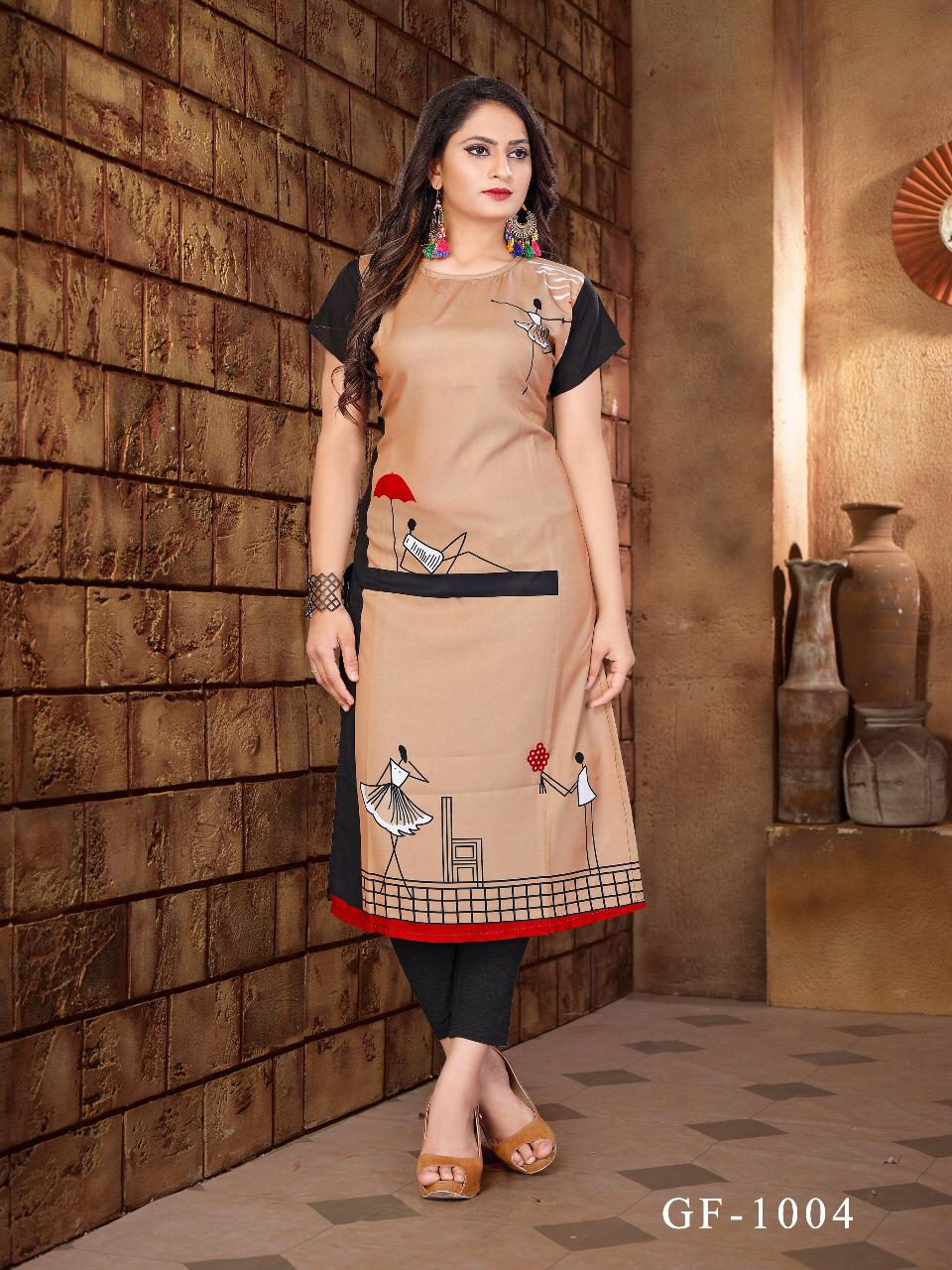 Brand New kurti Collection collection 4