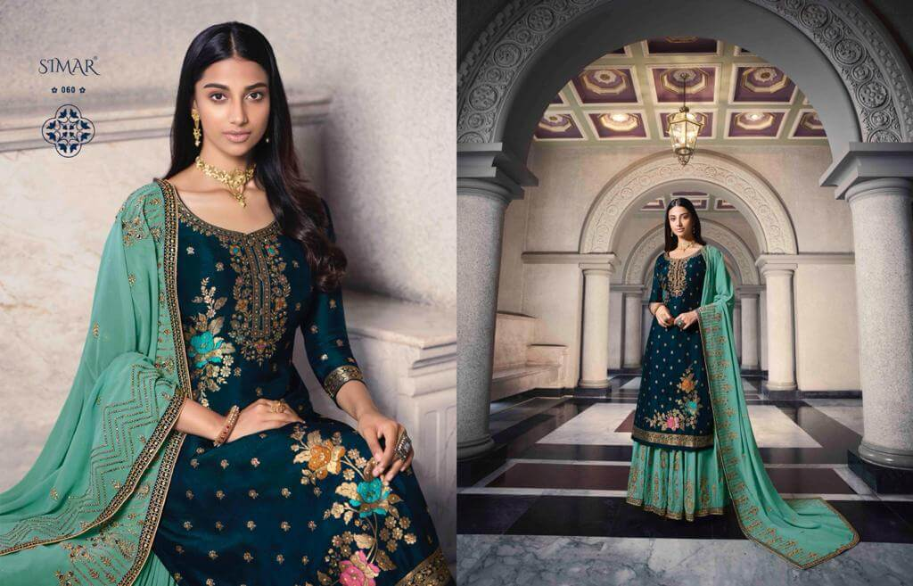 Glossy Aasma Festive collection 9