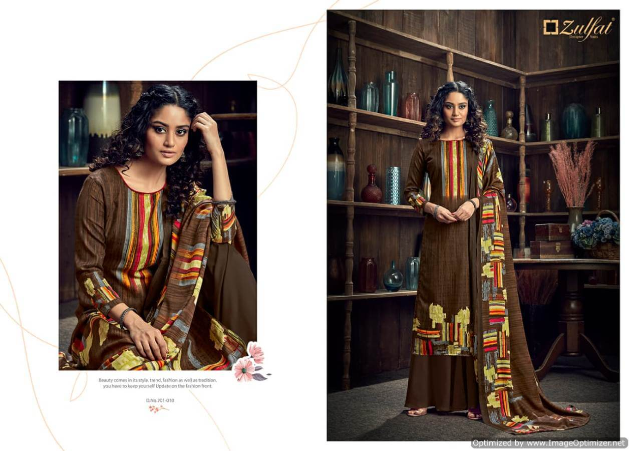Zulfat Winter Magic collection 5