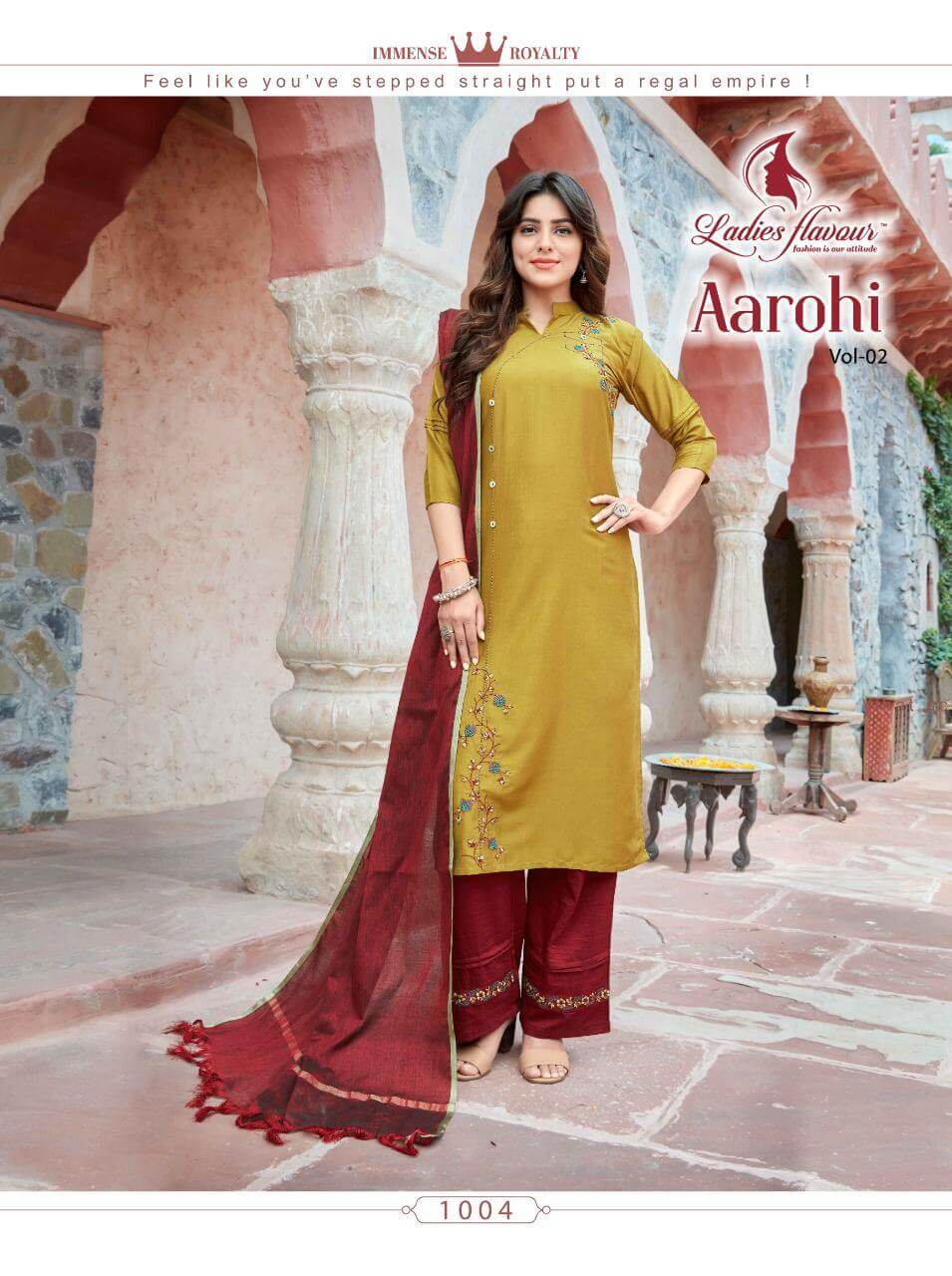 Ladies Flavour Aarohi Vol 2 collection 3