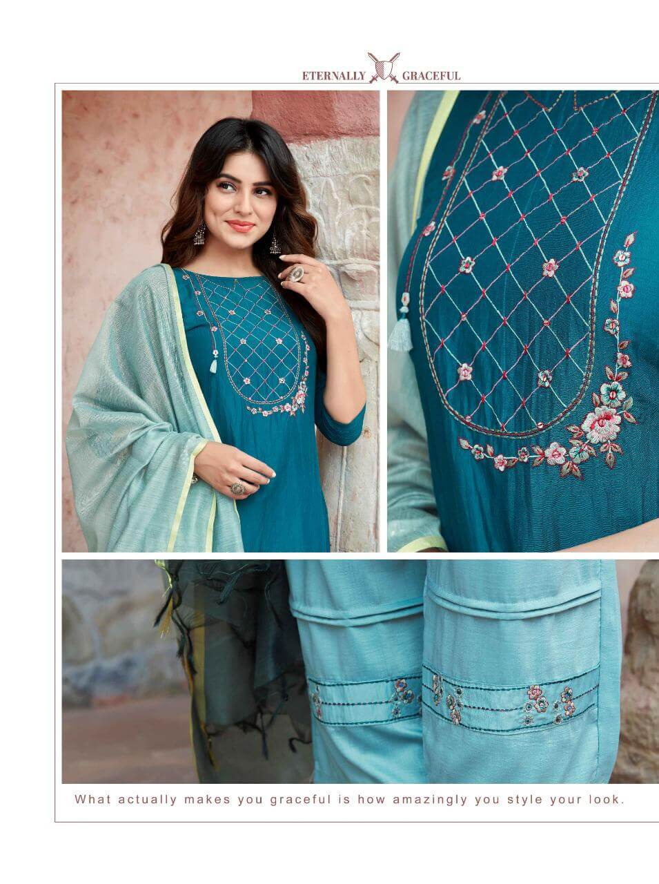 Ladies Flavour Aarohi Vol 2 collection 1