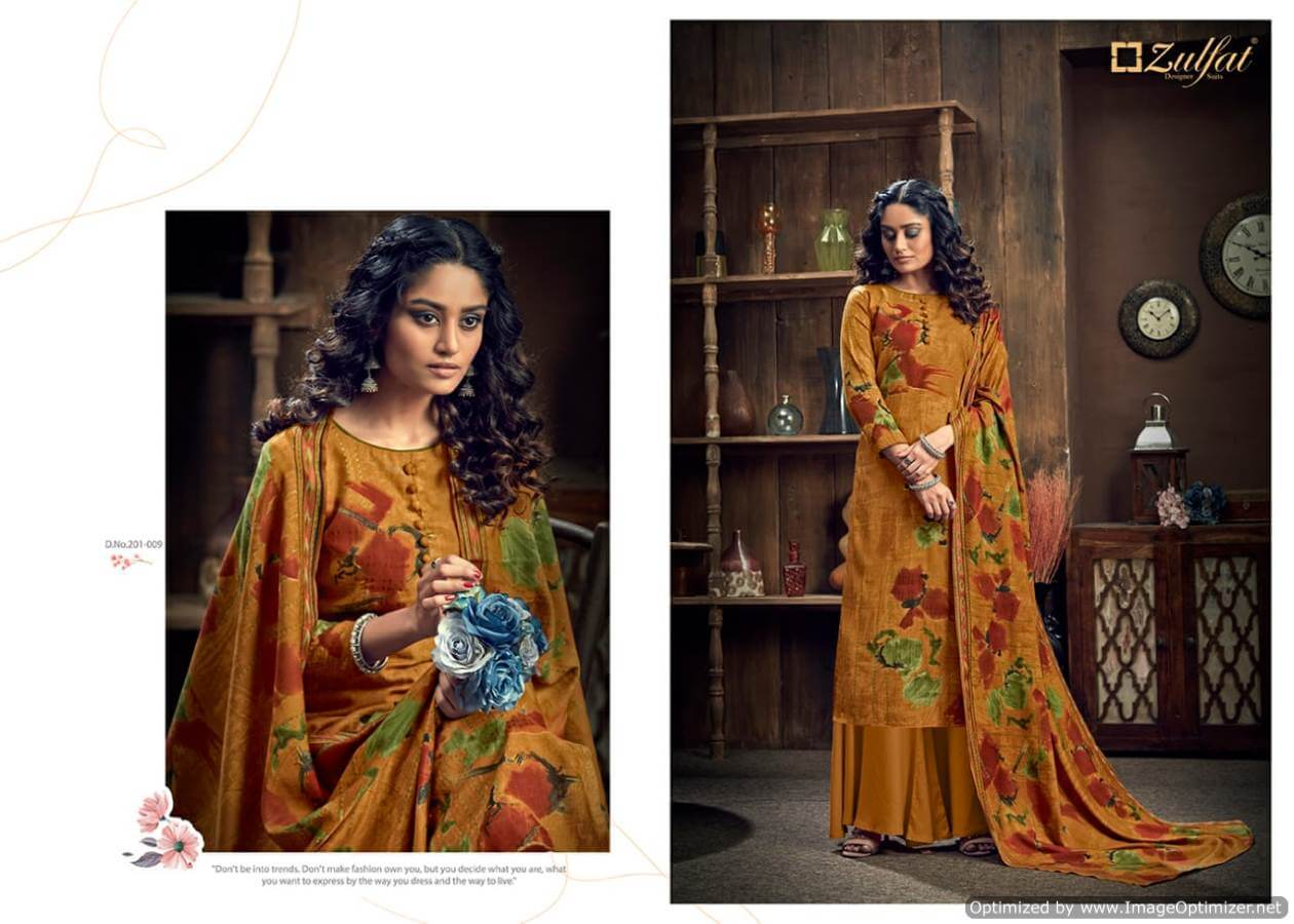 Zulfat Winter Magic collection 1