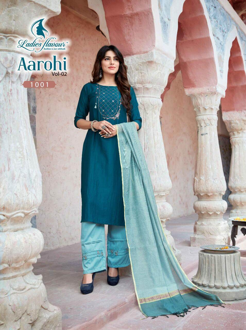 Ladies Flavour Aarohi Vol 2 collection 2