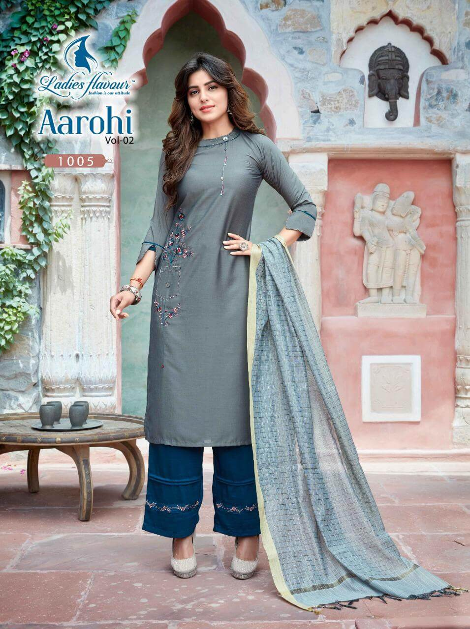 Ladies Flavour Aarohi Vol 2 collection 6
