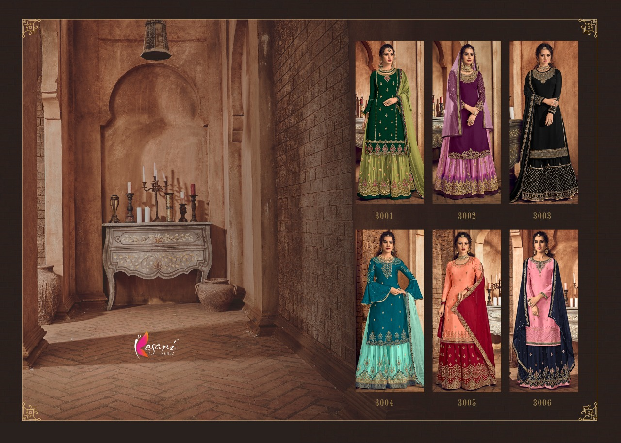 Kesari Taj Vol 1 collection 6