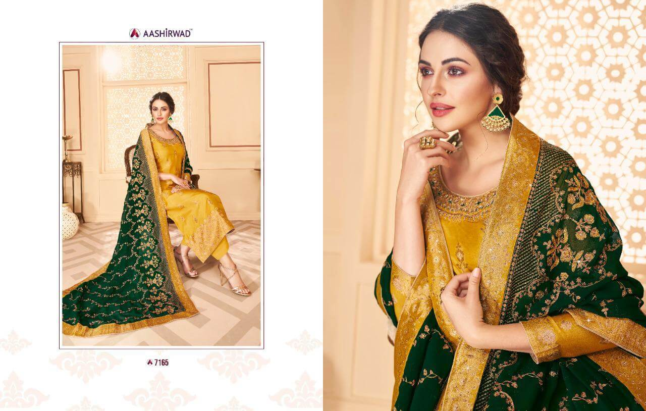 Aashirwad Florence collection 9