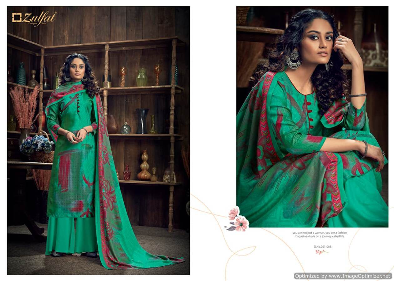 Zulfat Winter Magic collection 4