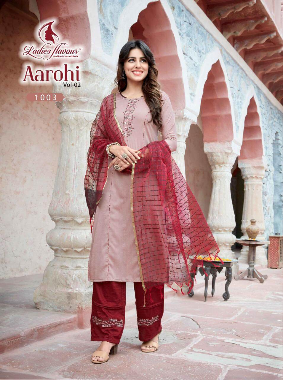 Ladies Flavour Aarohi Vol 2 collection 7