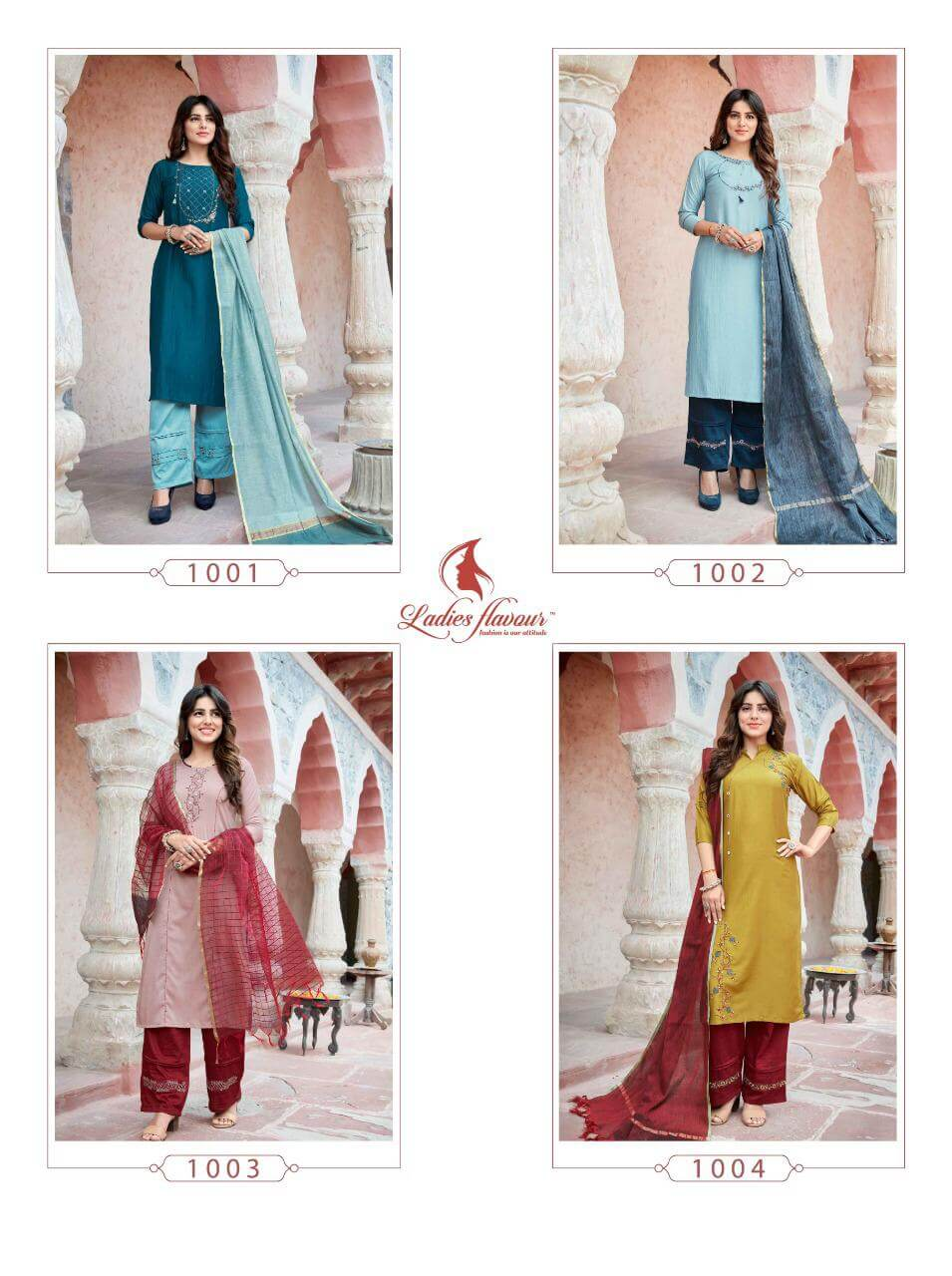 Ladies Flavour Aarohi Vol 2 collection 11
