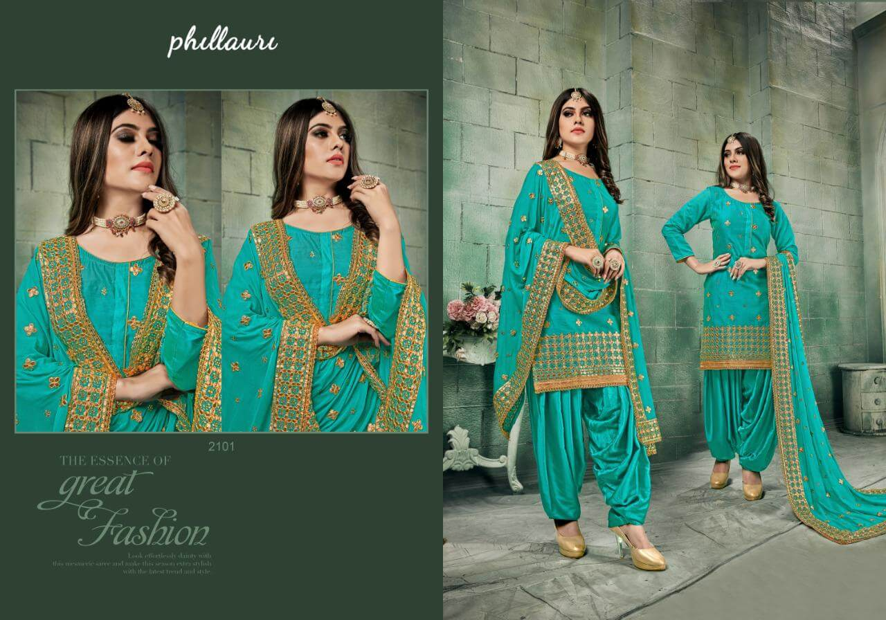 Keasri Exports Phillauri Vol 21 collection 4