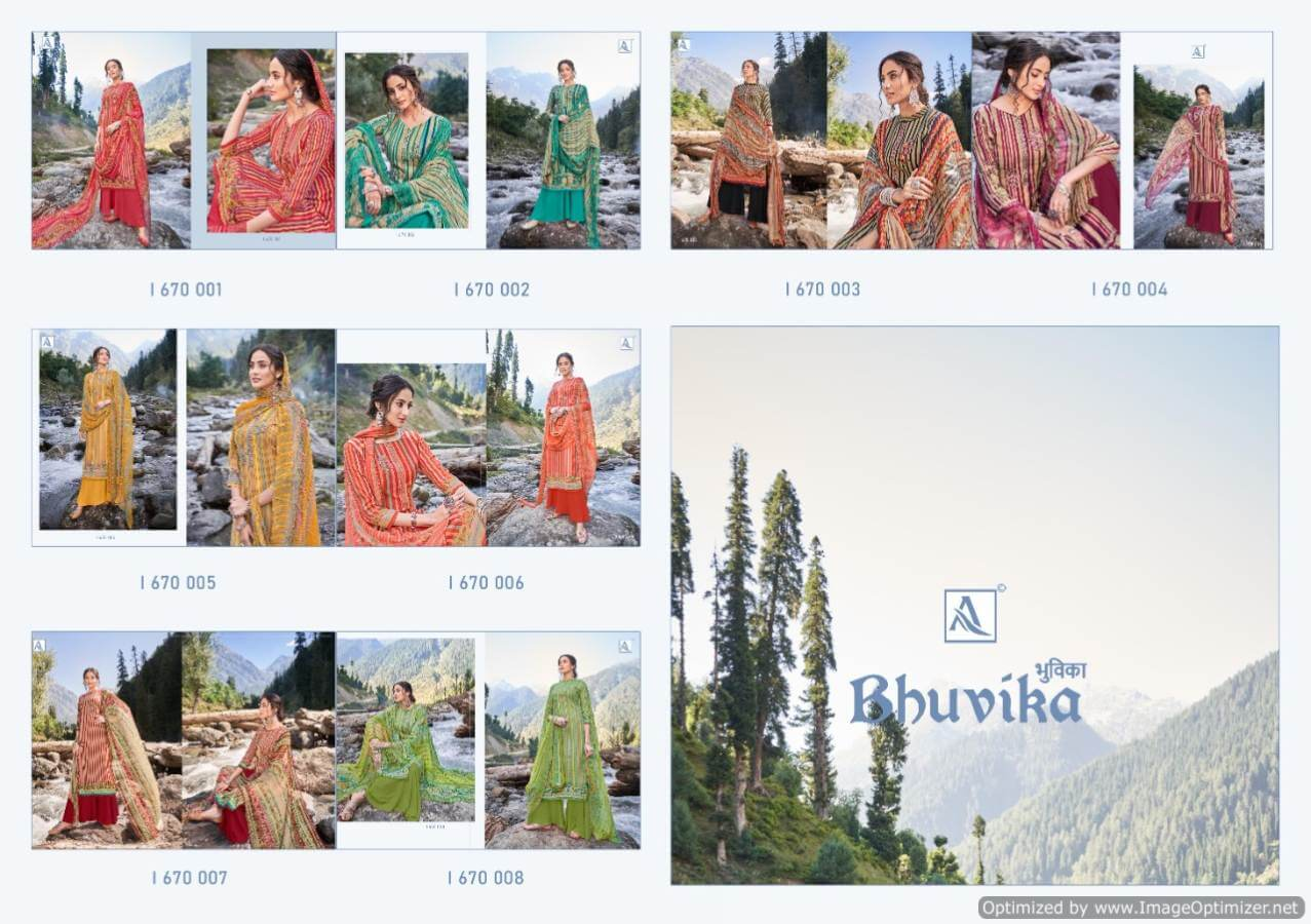 Alok Bhuvika collection 11