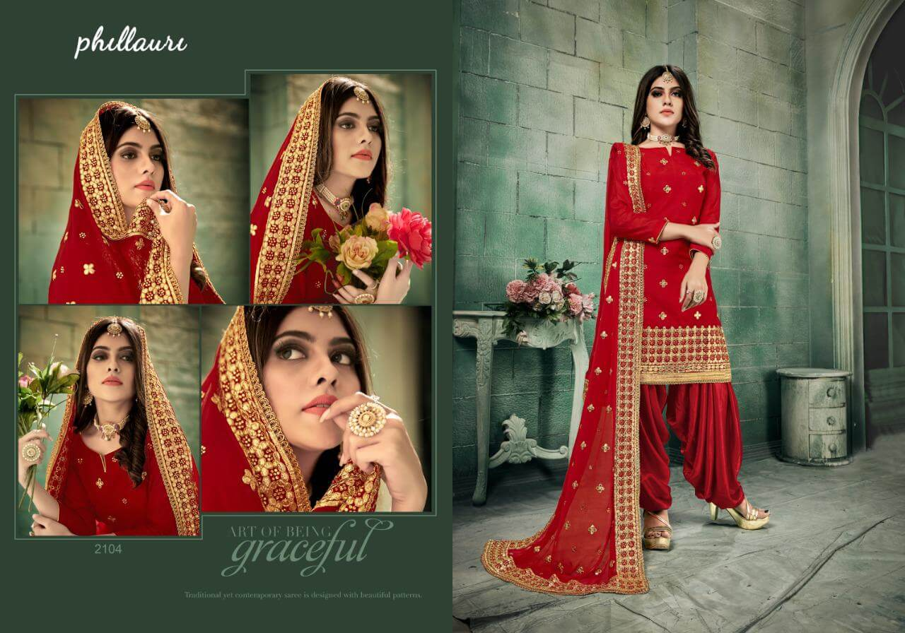 Keasri Exports Phillauri Vol 21 collection 1