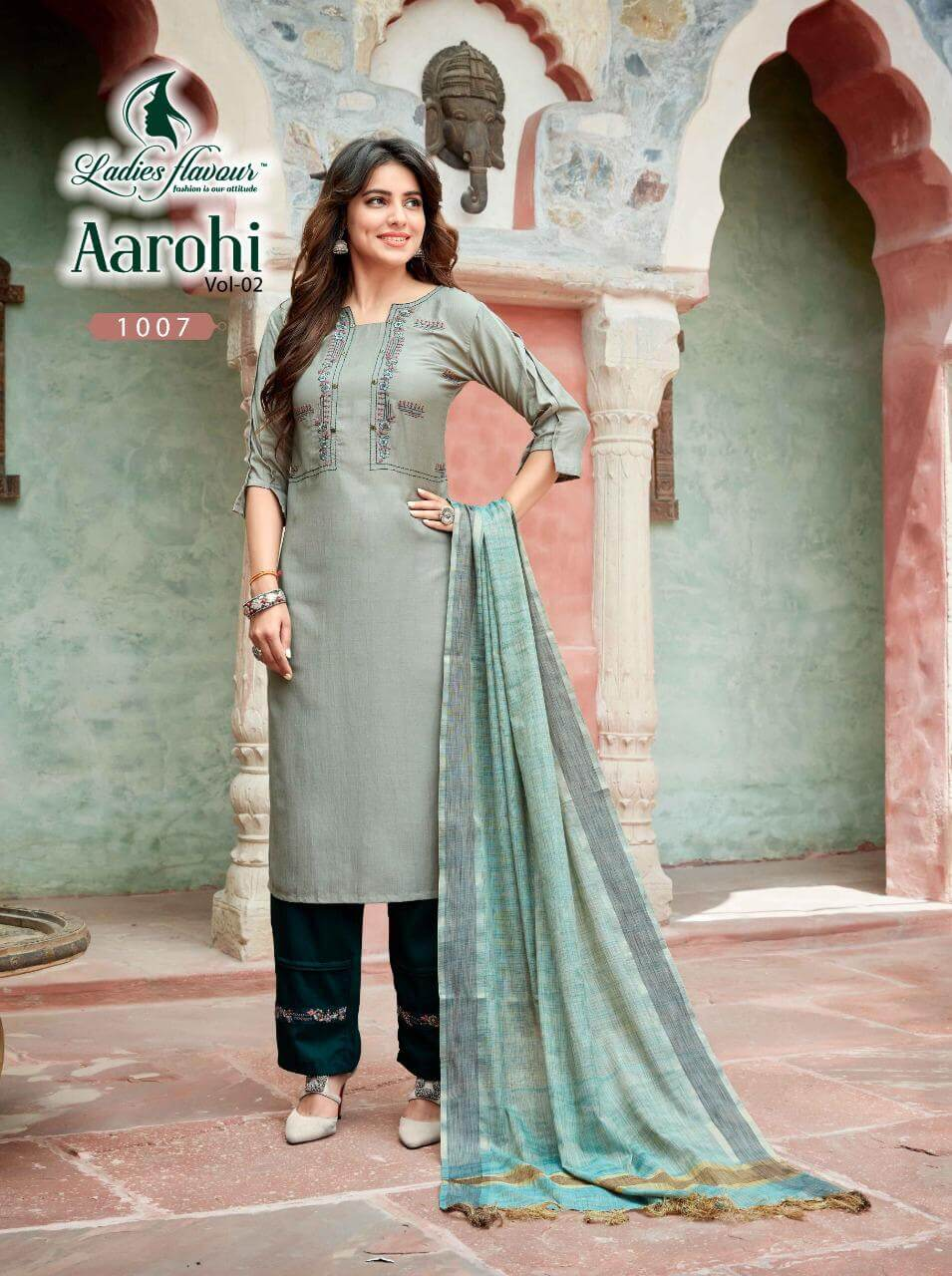 Ladies Flavour Aarohi Vol 2 collection 8