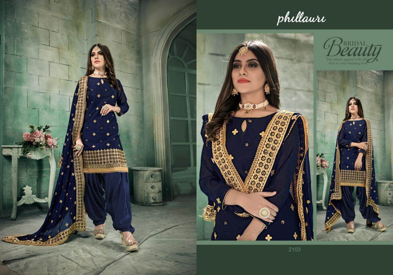 Keasri Exports Phillauri Vol 21 collection 2