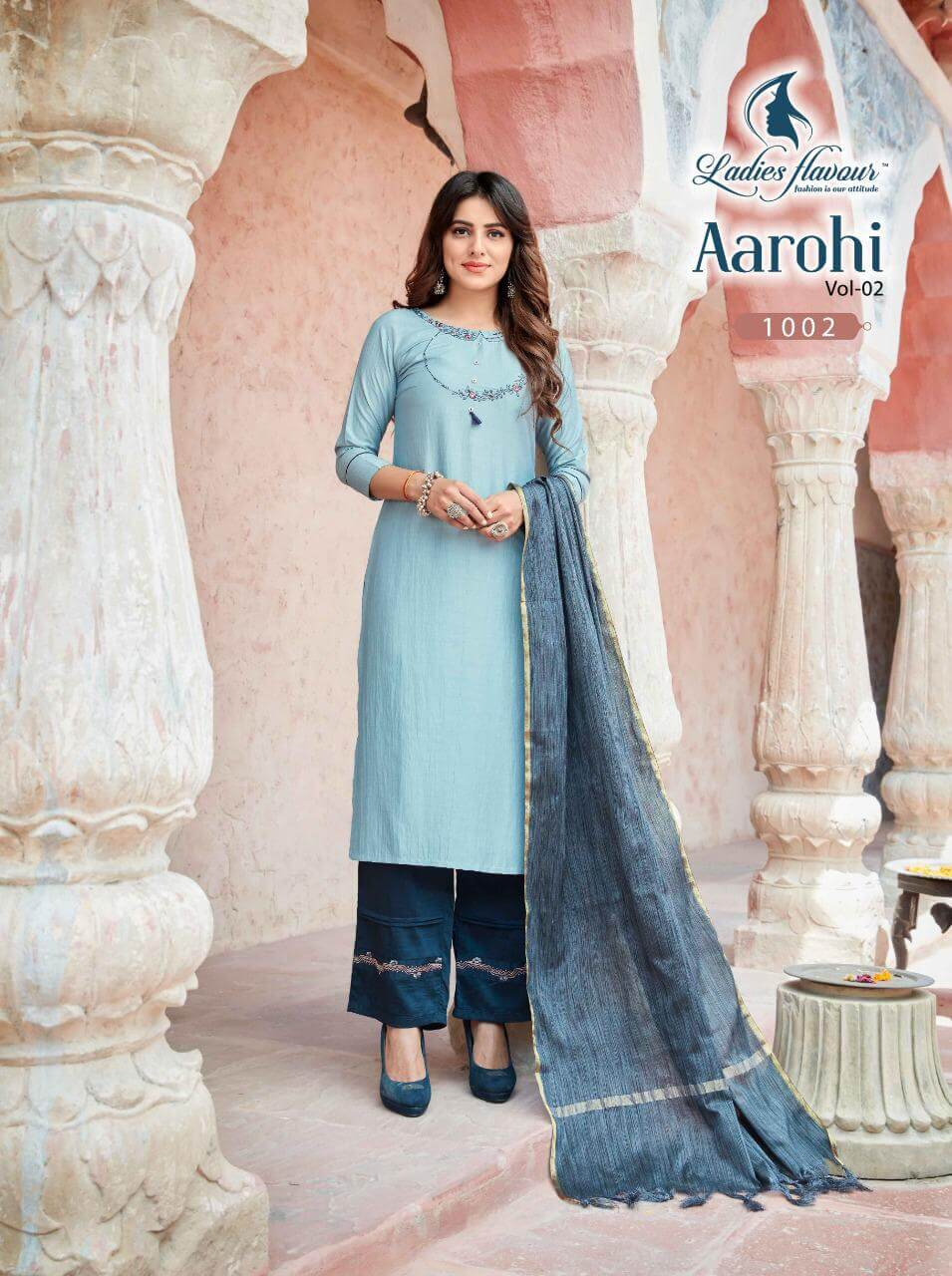 Ladies Flavour Aarohi Vol 2 collection 10