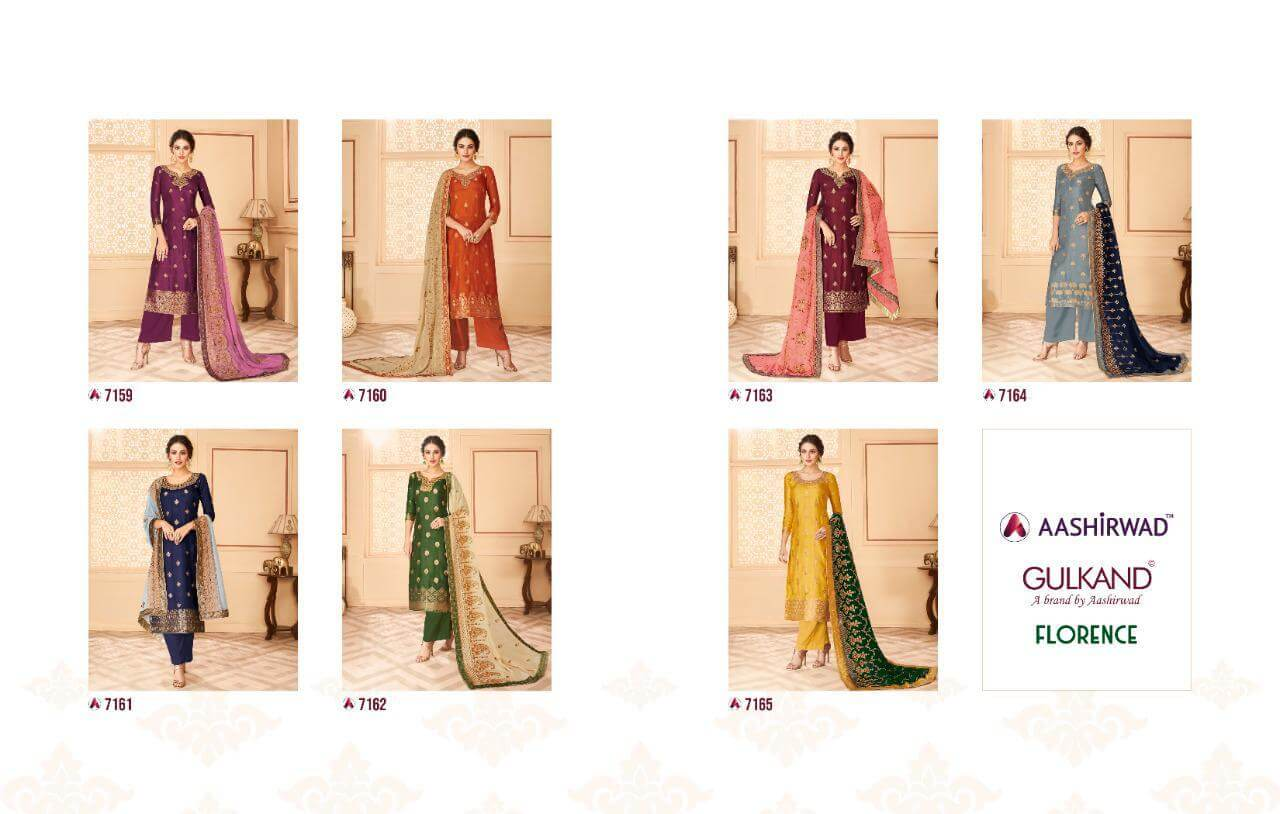 Aashirwad Florence collection 13