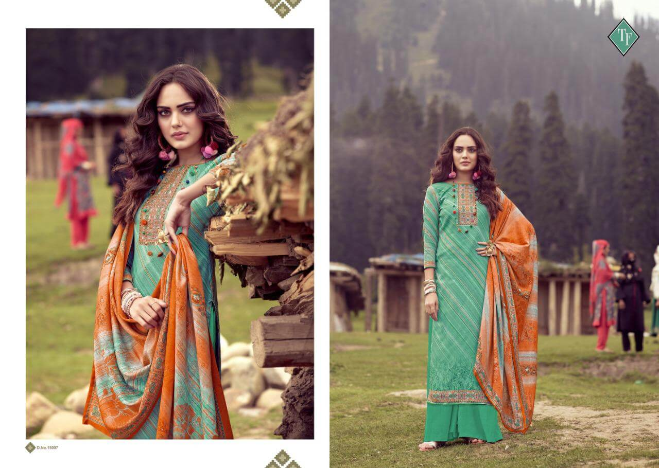 Tanishk Uzma Digital collection 11