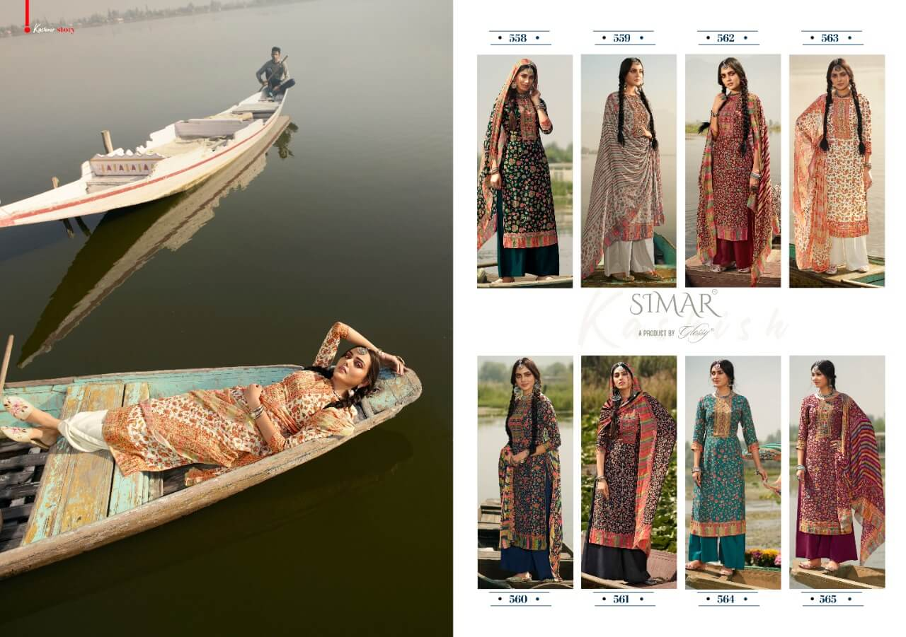 Kashish simar collection 11