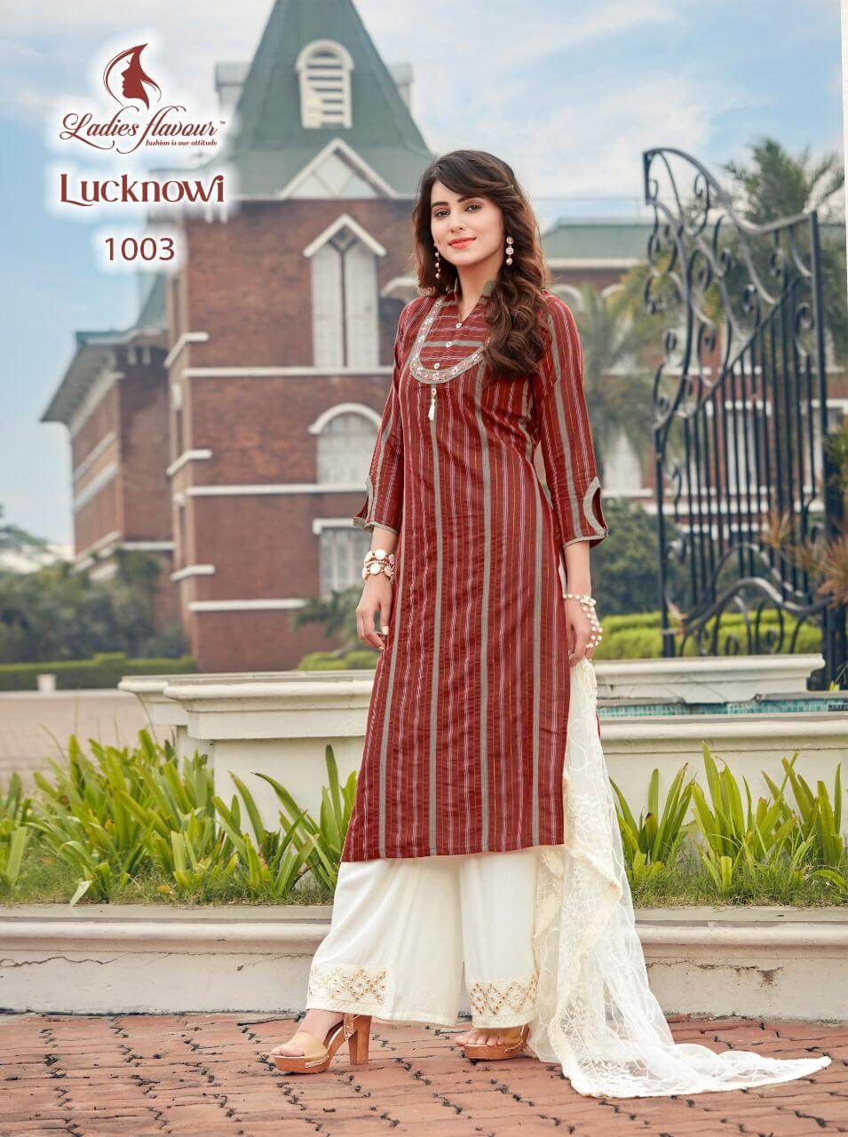 Ladies Flavour Lucknowi collection 7