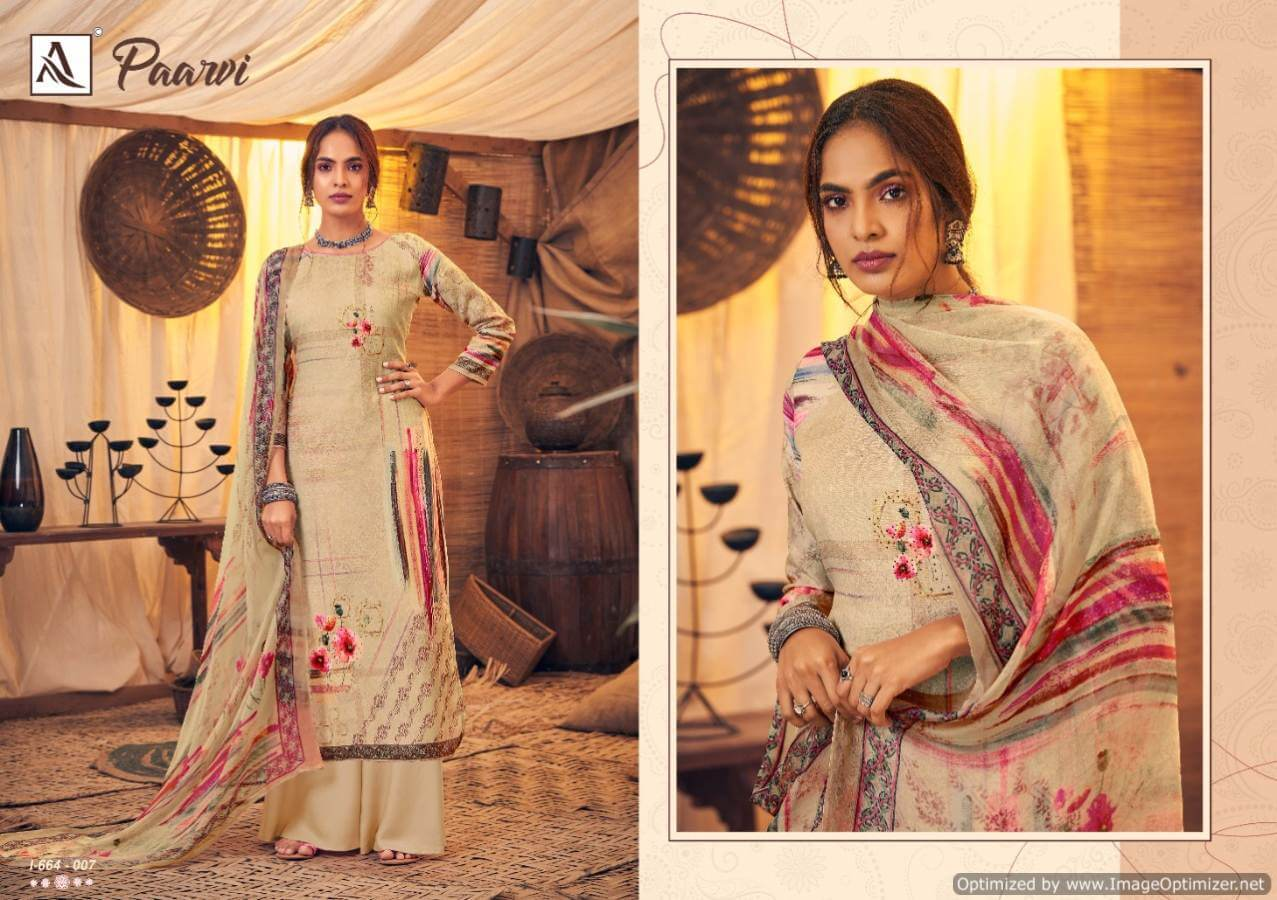 Alok Paarvi collection 7