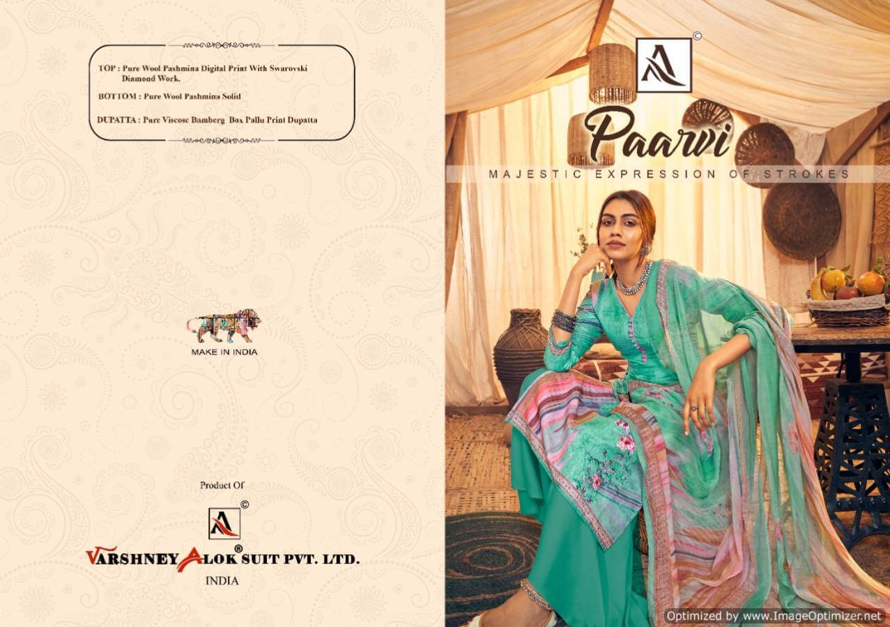 Alok Paarvi collection 10