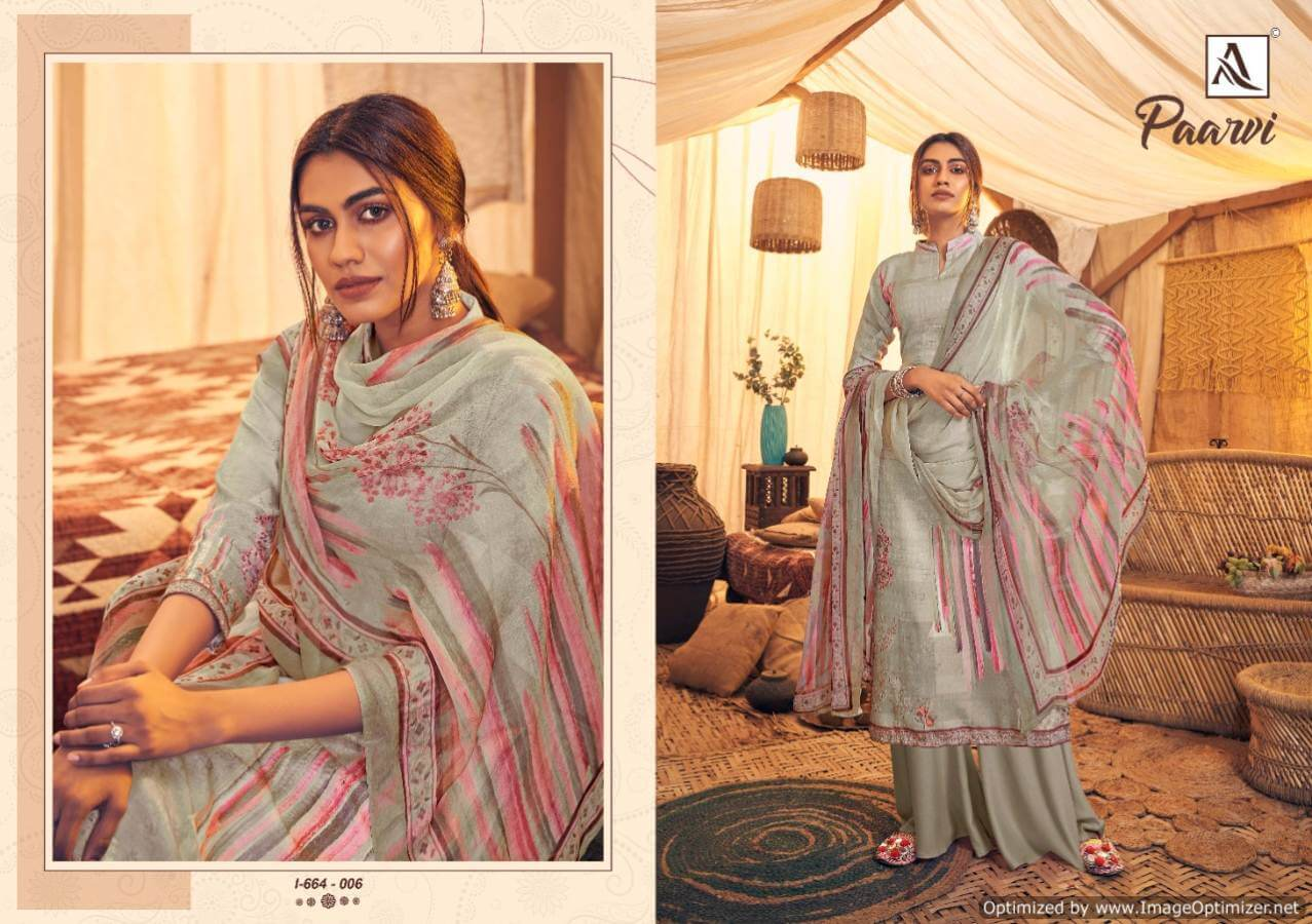 Alok Paarvi collection 2