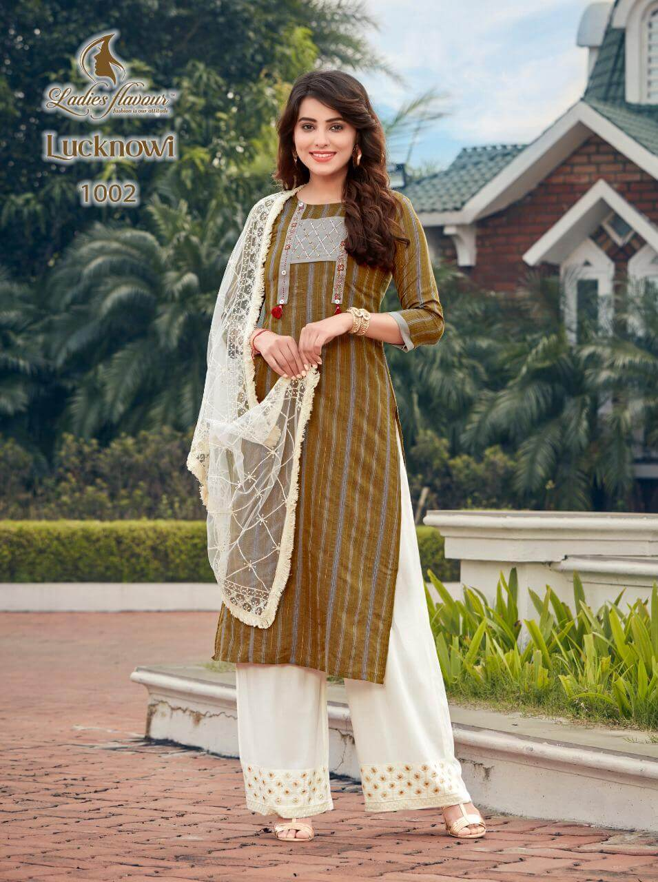 Ladies Flavour Lucknowi collection 5