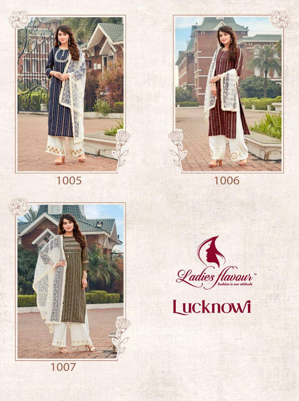 Ladies Flavour Lucknowi collection 6