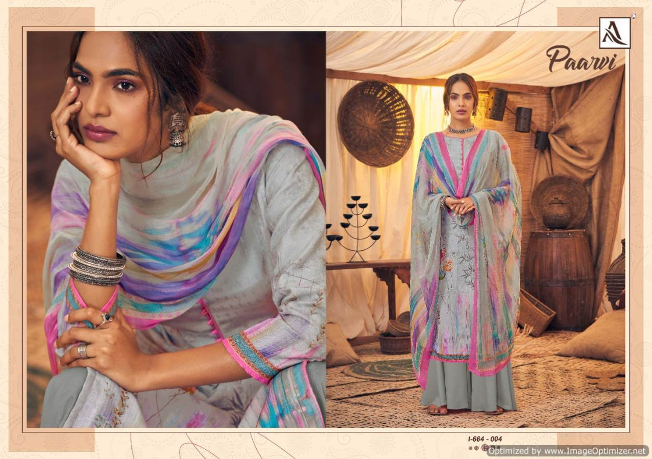 Alok Paarvi collection 6