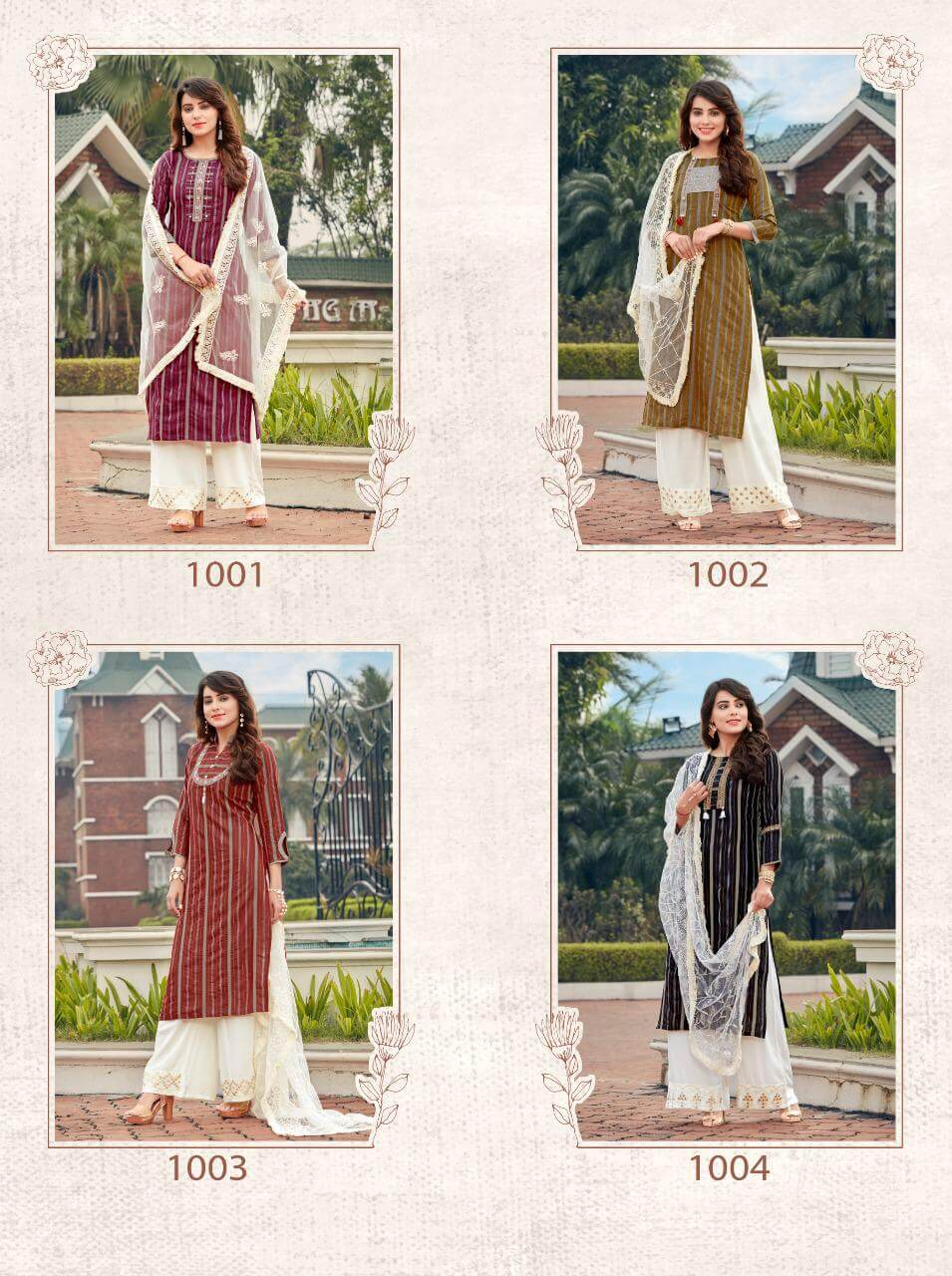 Ladies Flavour Lucknowi collection 8