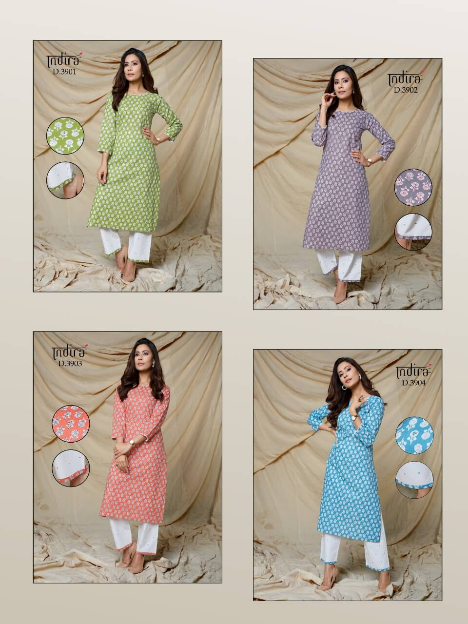 Indira Floral 2 collection 1