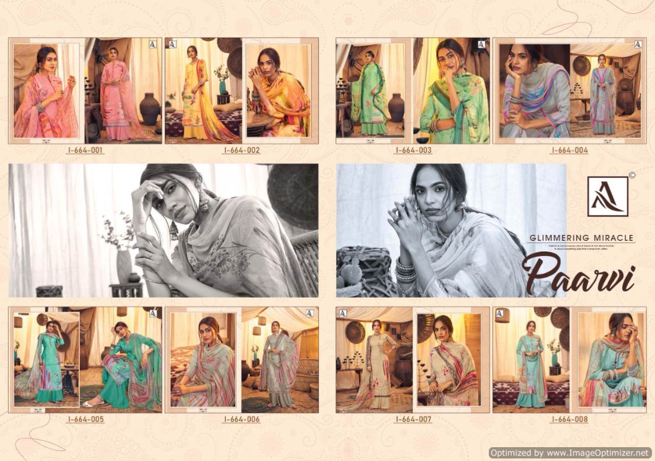 Alok Paarvi collection 3