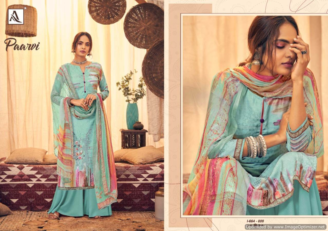 Alok Paarvi collection 9
