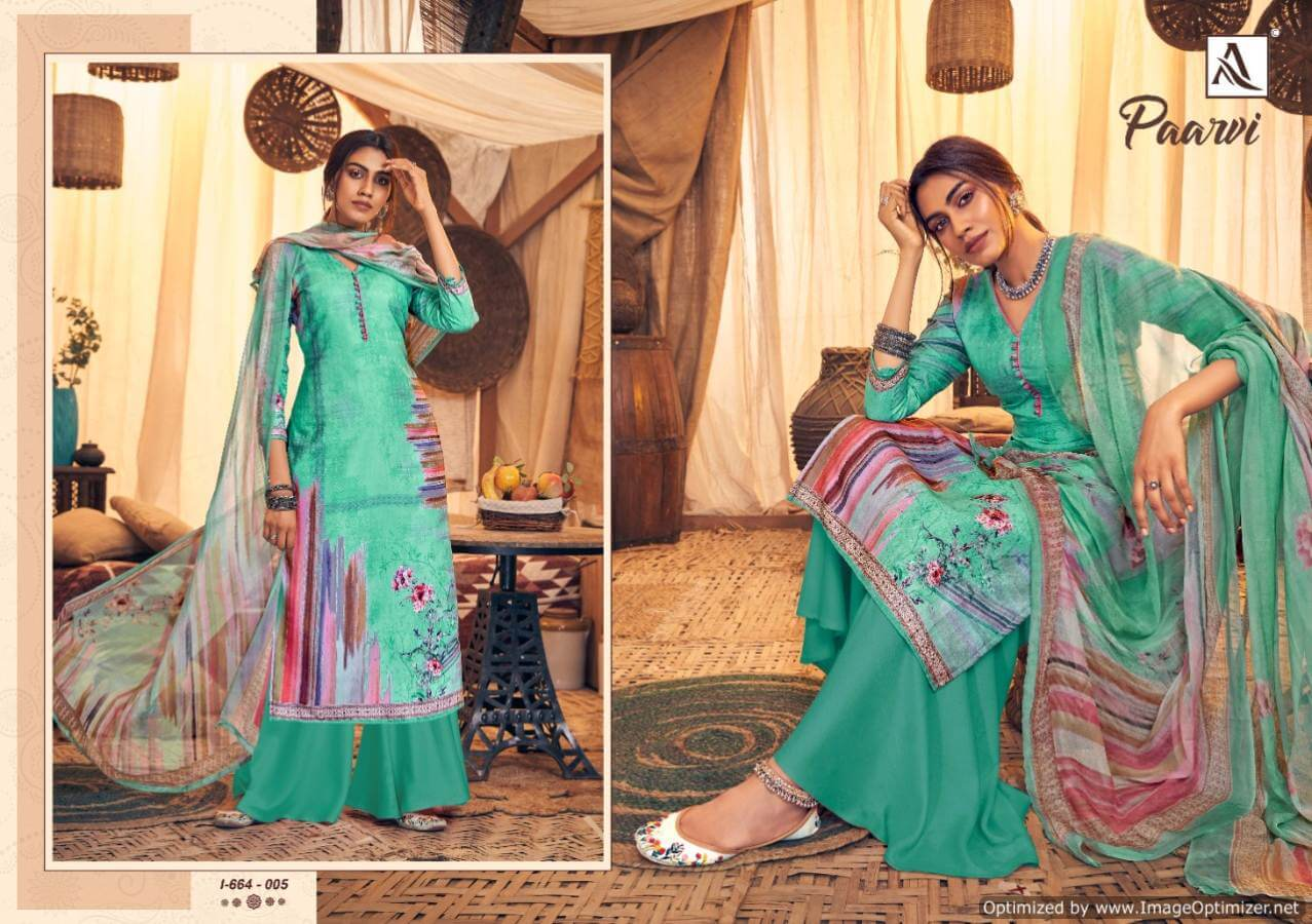 Alok Paarvi collection 8