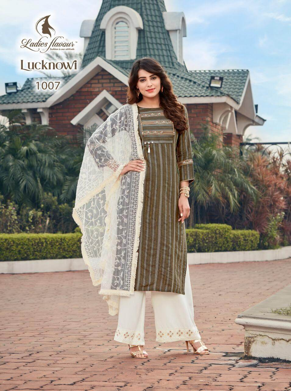 Ladies Flavour Lucknowi collection 4