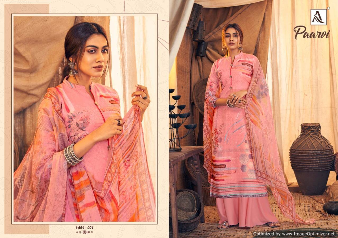 Alok Paarvi collection 1