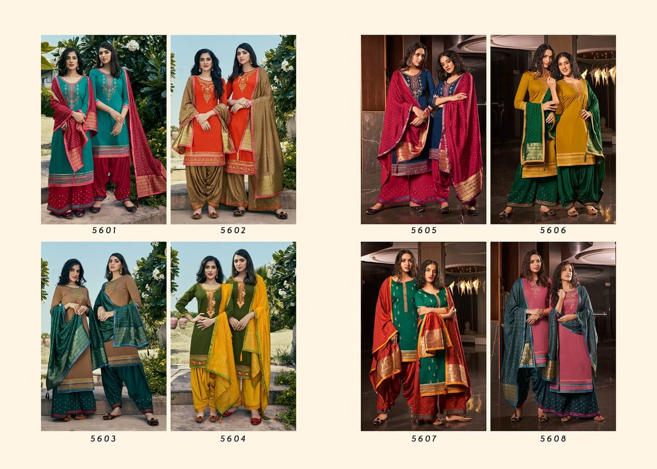 Kessi Fabric Lashkara collection 5